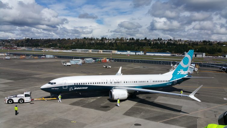 United Airlines About To Update Its Fleet By Boeing 737 MAX 9!