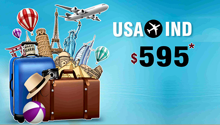 Flight centre deals to usa