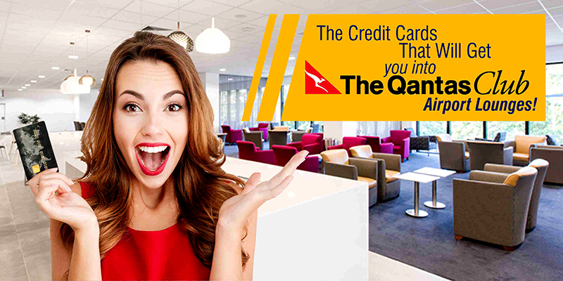 The credit cards that will get you into qantas club airport lounges reheart Choice Image