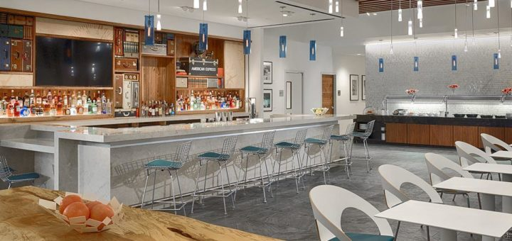 Centurion Lounge To Be Open At Los Angeles Lax By American