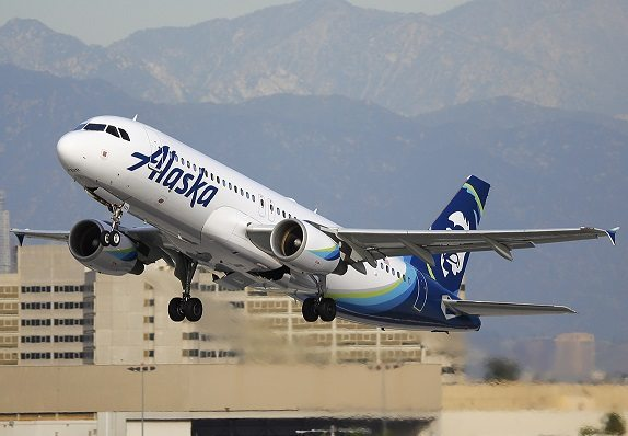 Alaska Airlines Launches Non Stop Service Between Silicon
