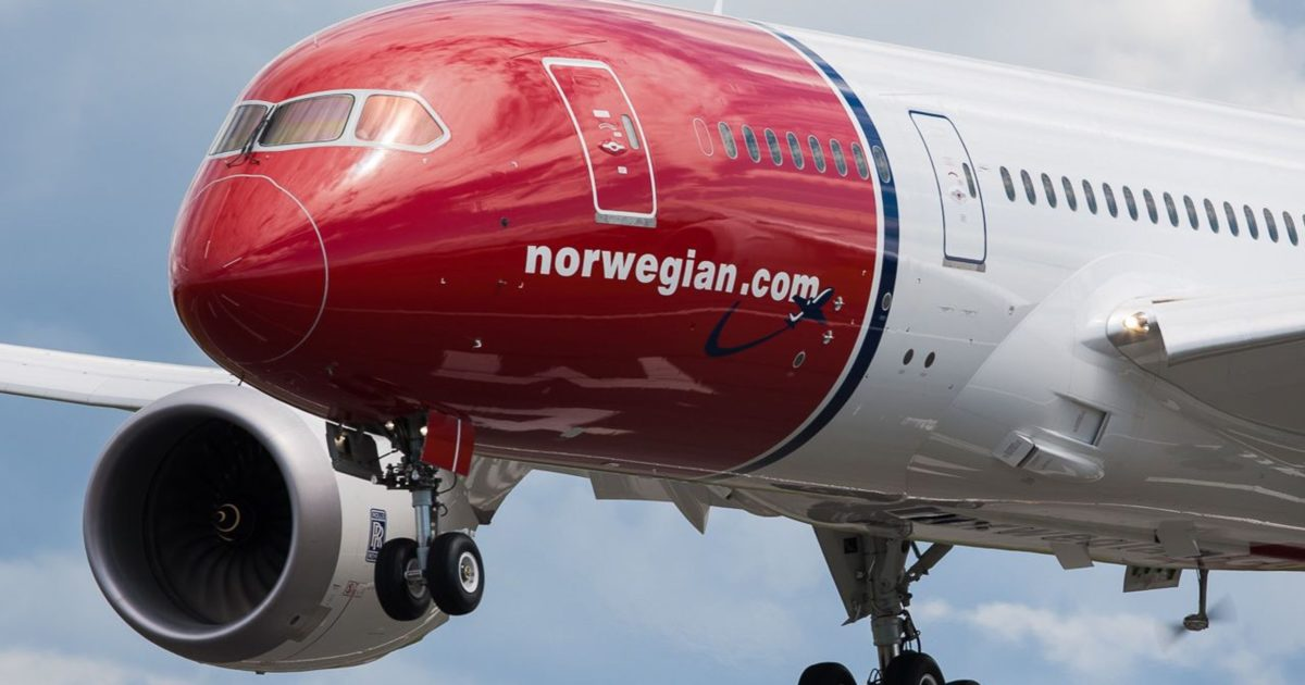 Norwegian Air To Fly From Miami, San Francisco; Expand In Boston