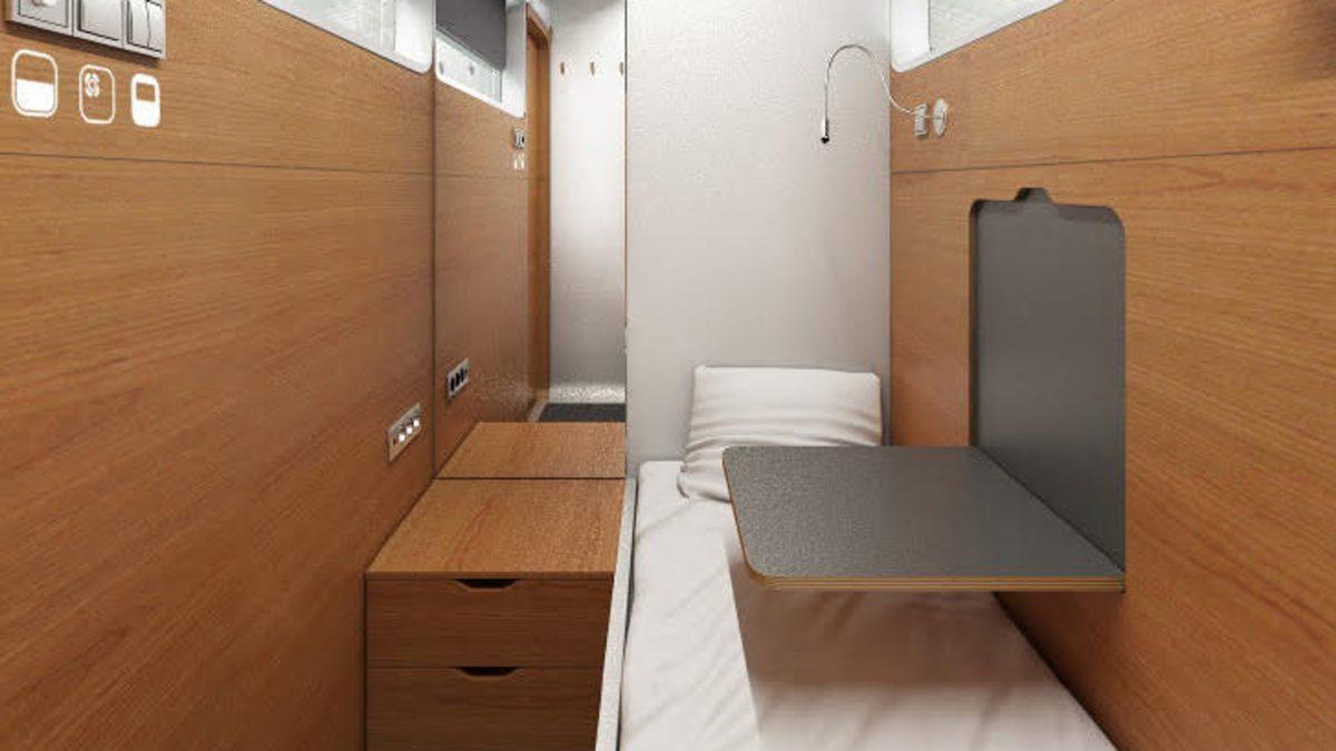 SleepBox Micro-Hotel Set Open At Washington Dulles International Airport
