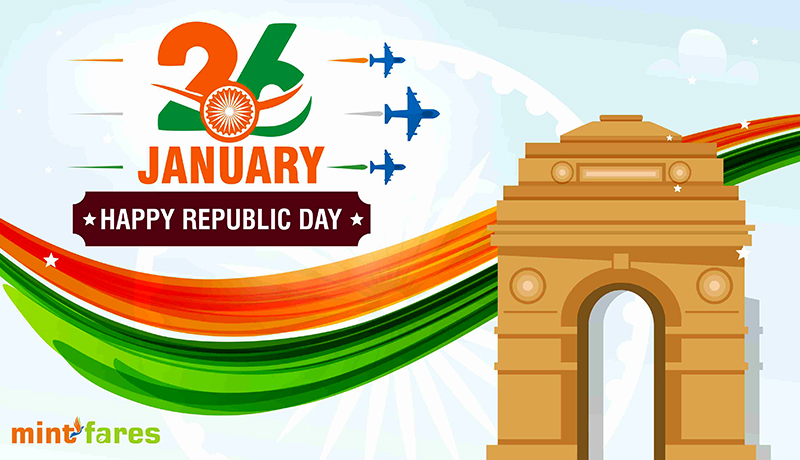 Begin Your Journey: To Celebrate This Republic Day In India
