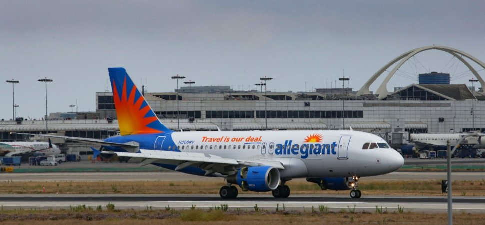 Allegiant: 16 New Routes Include First-Ever Alaska Flights