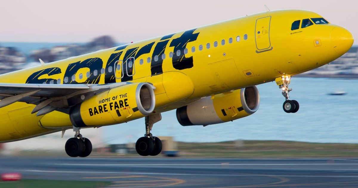 Fast-Growing Spirit Airlines Expands to Charlotte