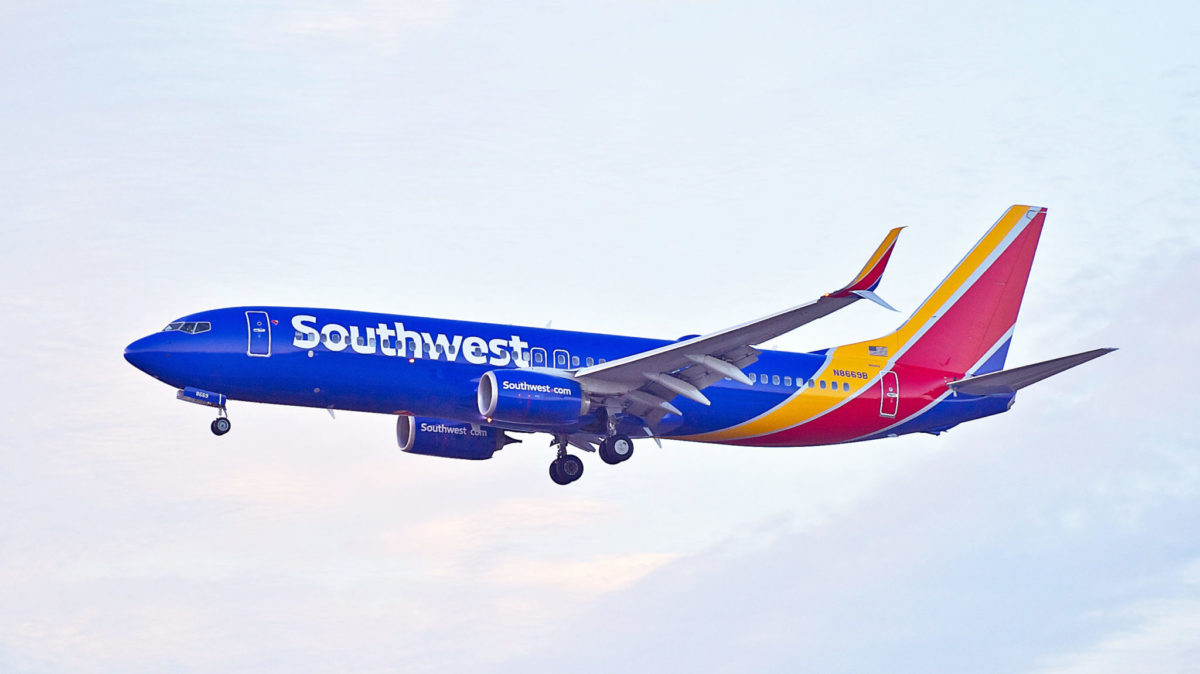 Southwest Airlines Extends Schedule, Adds New Seasonal Routes
