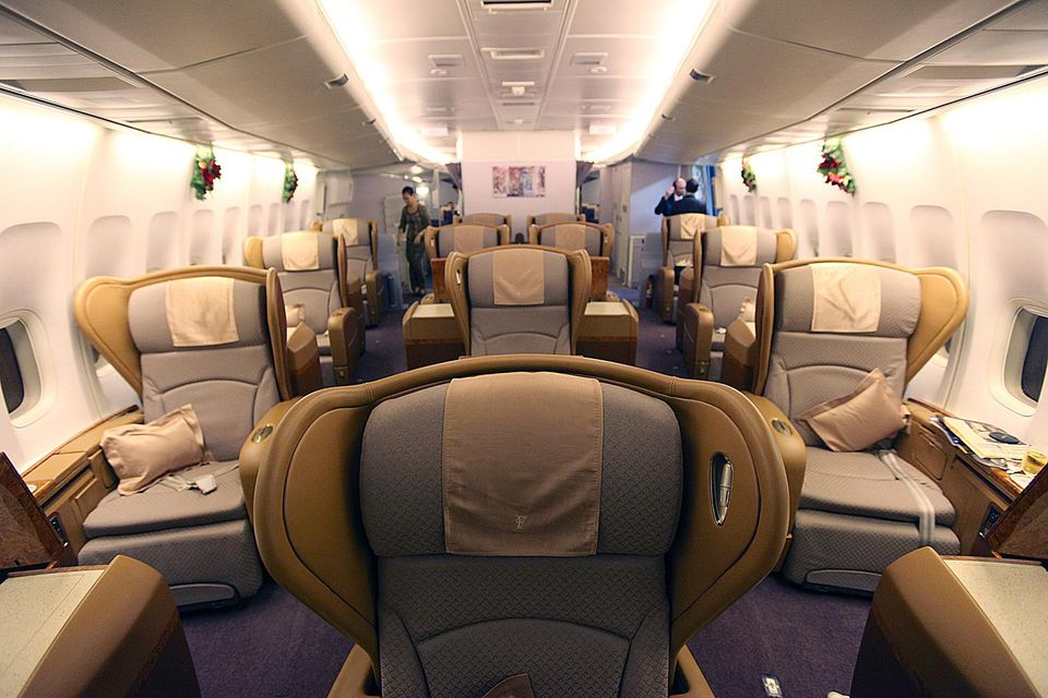 How To Get Flight Upgrade: Best Ways To Get Bumped Up To First Class