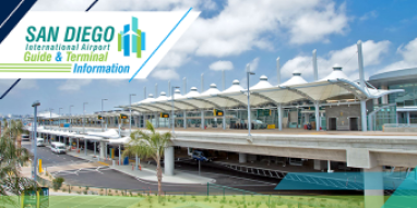 San Diego International Airport Guide and Terminal Information