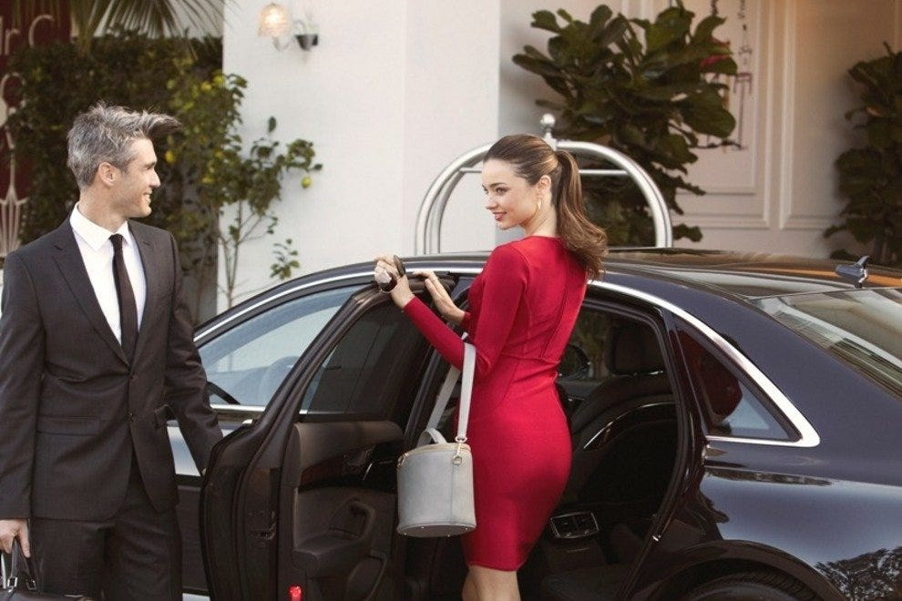 Best Airlines Offering A Business Class Chauffeur Service