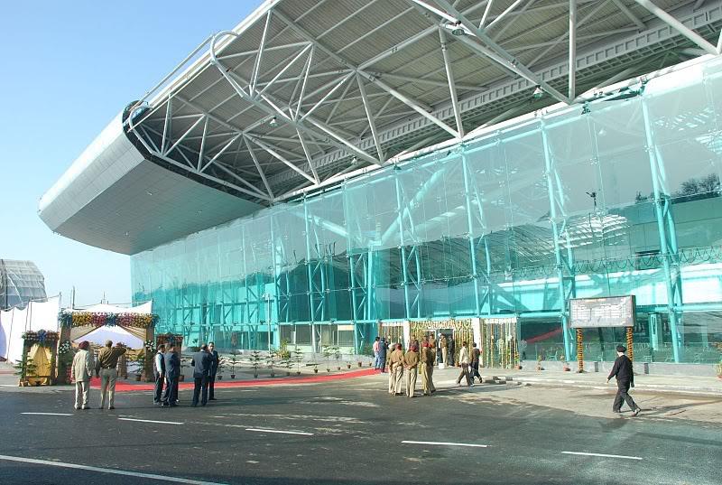 Amritsar_Airport_Entrance