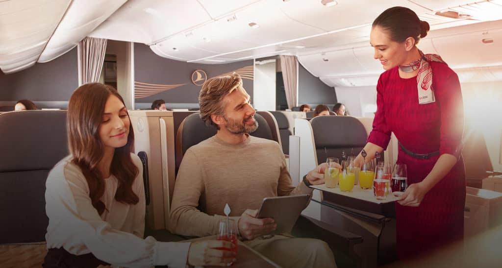 Best In-Flight Experience