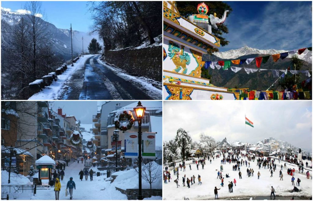 The Top 5 Places To Travel In The Winters In India
