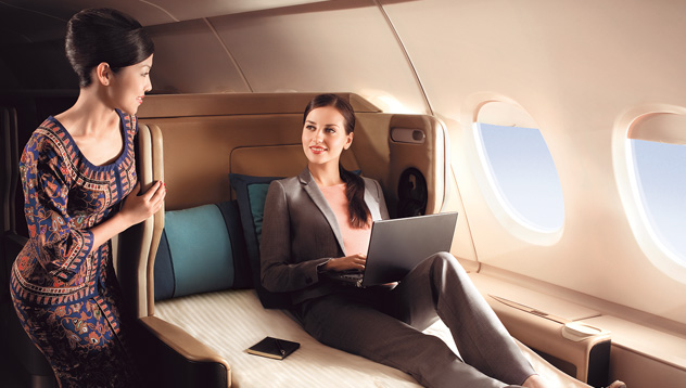 Travelling in Business Class? Maximize Your Experience