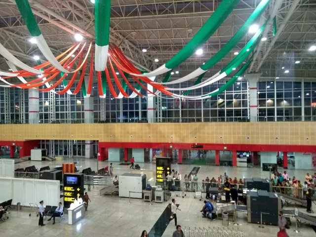 Vadodara Airport Information