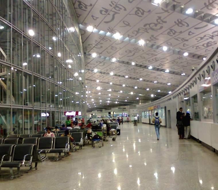 KOLKATA AIRPORT INFORMATION