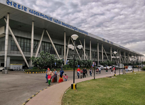 Ahmedabad International Airport1