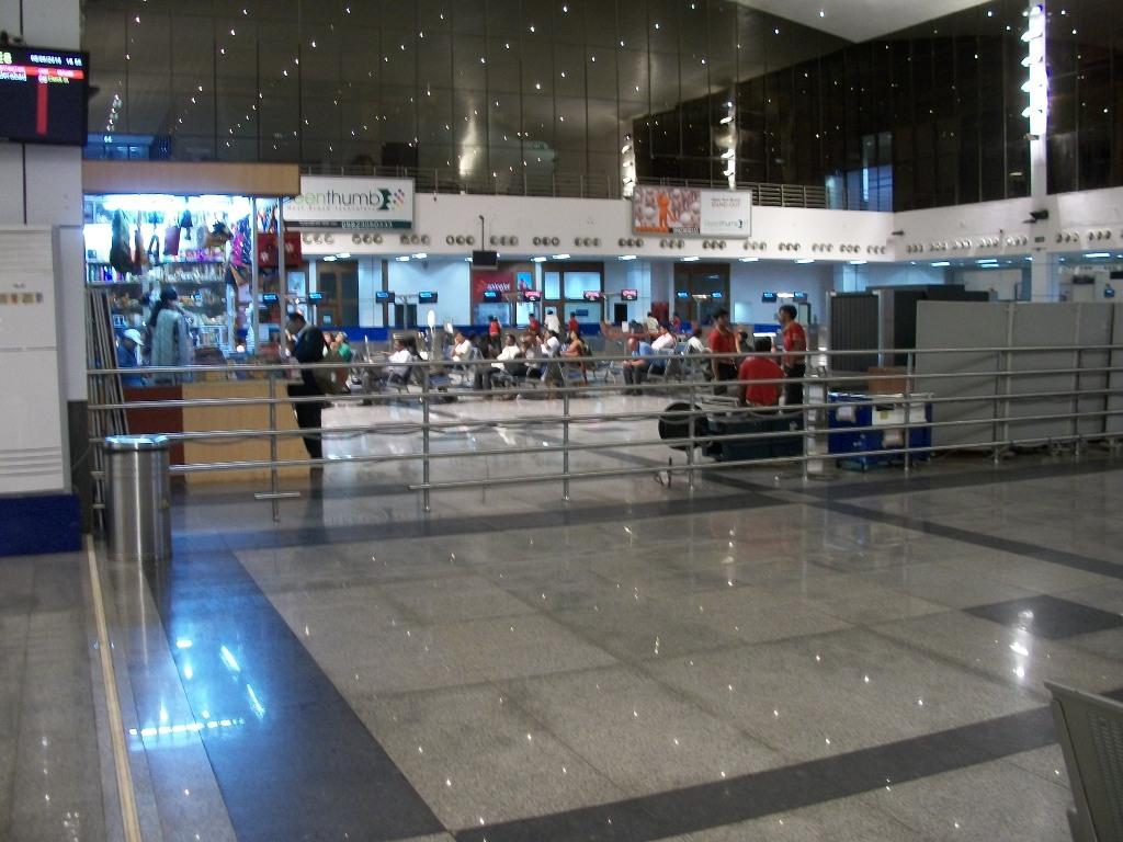 Vishakhapatnam Airport Information