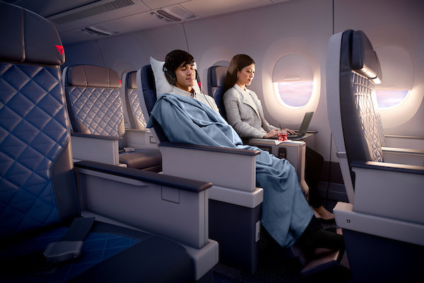 Know the Difference Between Premium Economy & Business Class