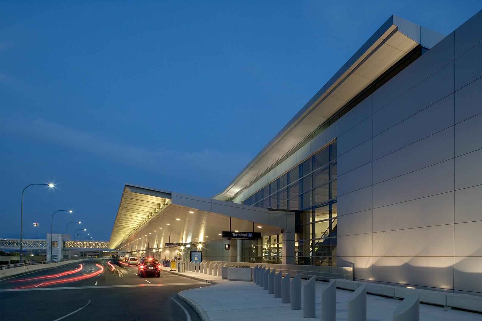 BOSTON International-Airport