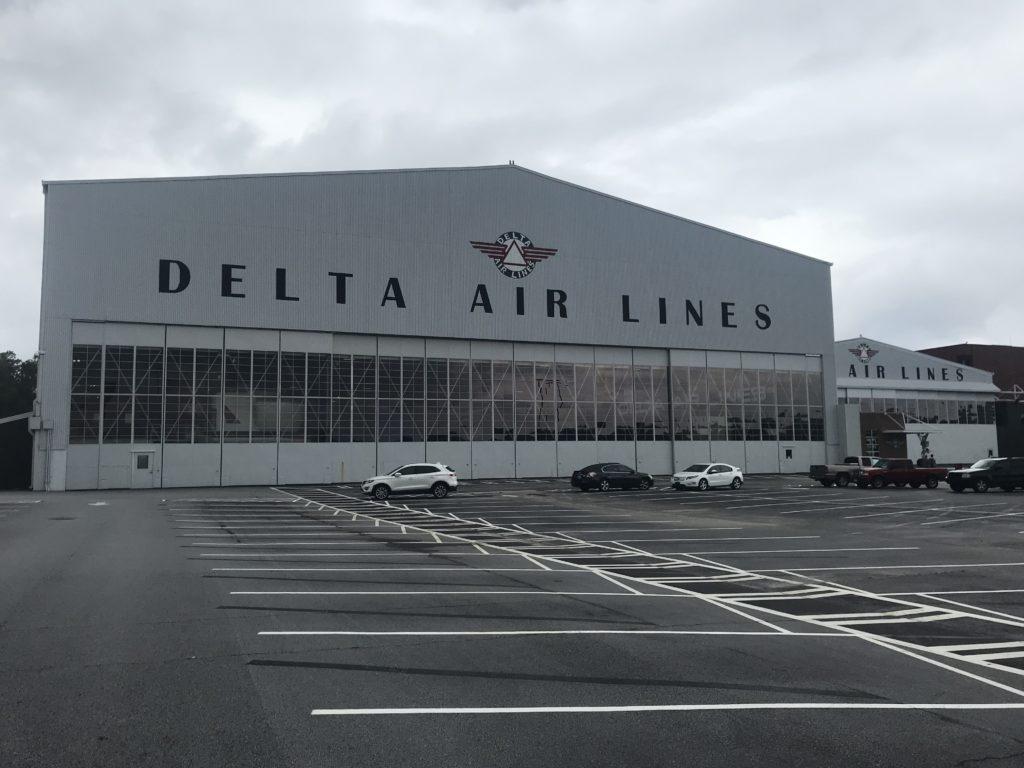MUSEUM of DELTA AIRLINES