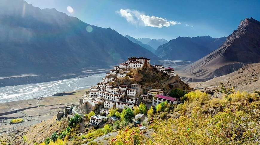 Touch the Heights of Spiti