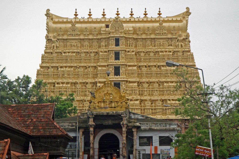 Padmanabhaswamy Temple, Thiruvananthapuram
