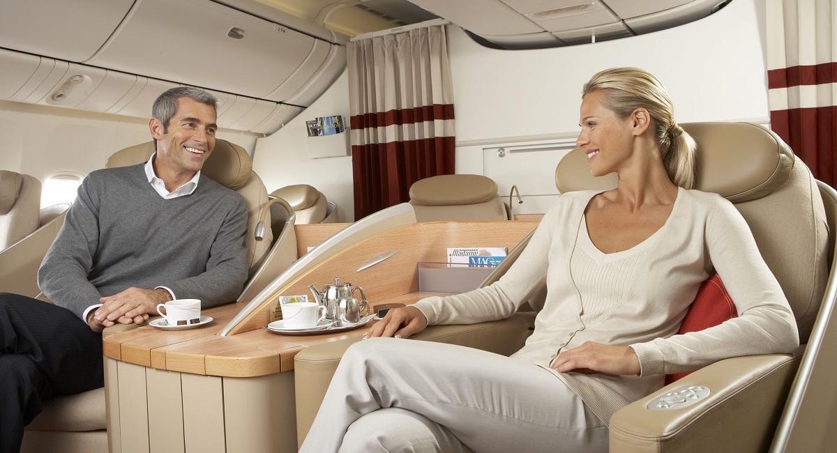 best business class flights